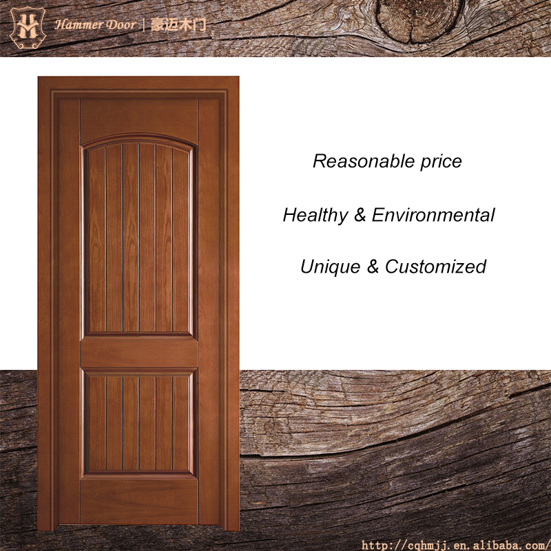Big entrance doors with diverse styles