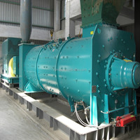 HWQ Hydraulic Couplers Horizontal Power Mixer