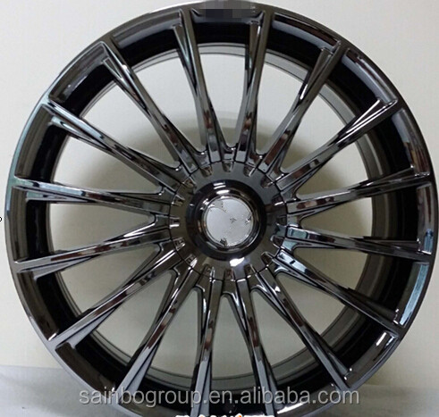 Hot sale 18 19 20 inch 5*112 alloy wheel /car rim