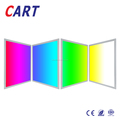 DMX RGB RGB+W led panel lighting 2ftx4ft