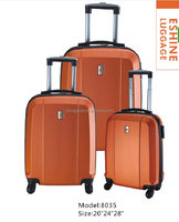 Simple Model Travel Car Luggage and bags