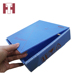 Custom Made colored small corrugated printed wholesale shipping boxes