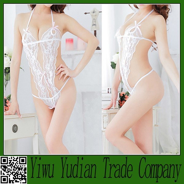 Hot sale appeal three point mature women sexy lingerie lace lingerie