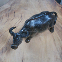 Wholesales Resin cows sculpture, animal statues, animal mold for home decor