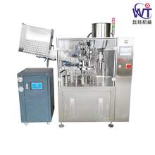 High Speed Automatic Cosmetic Tube Filling Sealing Machine