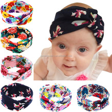 Baby Kids Girls Children Toddler Newborn Infant Bohemia Rabbit Ears Hairband Turban Knot Headband <strong>Hair</strong> Band <strong>Accessories</strong>