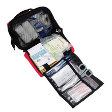 outdoor travel eva first aid kit for family