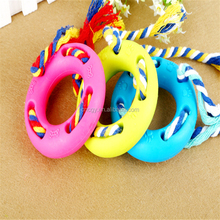 TPR Pet Non-Toxic Bite Molar Jianchi Toy Silicone Rubber Dog Toys