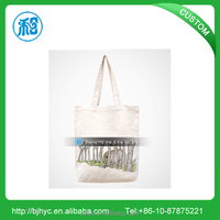New design cloth and shoe canvas bag in china supplier