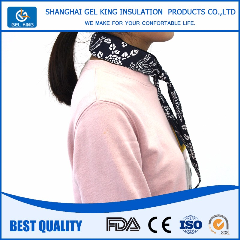 Whoelsale Fashion Cooling Gel Neck Ice Bandana/Scarves