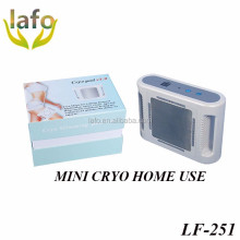 2017 hot sale! MINI Home Usage Portable Cool Cryolipolysis LF-251