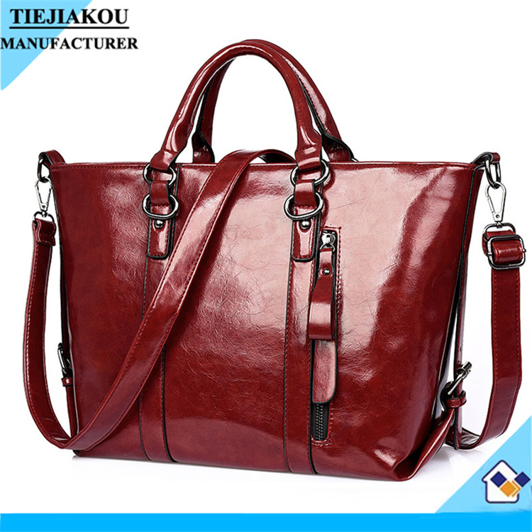 2015 wholesale Fashion LUXURY new design women leather handbag large capacity PU weave bags fashion