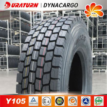 Yanchang Brand Truck Tyre Manufacturer Radial Truck TIRE13R22.5 wholesale used tires