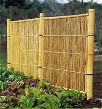Wy-J266 eco-friendly and cheap price for bamboo border fence