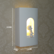 Wall-Light-3165 Home gypsum wall lamp child LED wall lighting