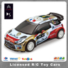 Scale 1:20 R/C Toy Citroen DS3 WRC 2013 RC Car