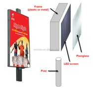 ONUMEN LED video plakat
