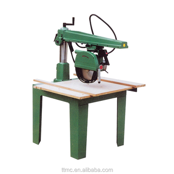 J640-12 TTMC Radial Arm Saw, Wood Sawing Machines
