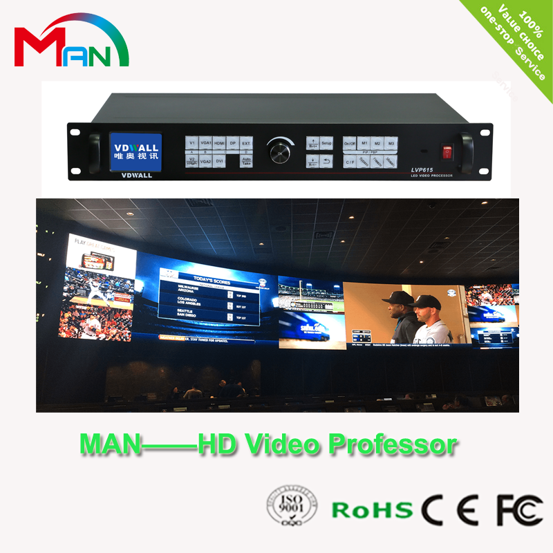 Maan right Price LVP615 Seriesled video processor /vdwall lvp605 led video processor use led <strong>screen</strong> monitor