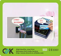 2014 new products plastic mahjong card from Chinese manufacturer