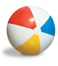 custom sport beach balls eco friendly pvc 40cm beach ball inflatable sprinkler beach ball