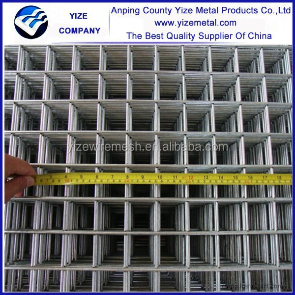 China supplier 2x2 Galvanized Welded Wire Mesh In Stock
