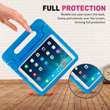 Shock Proof Kids Friendly 9.7 Inch Colorful Tablet Cover for iPad 6th Generation iPad Air 2