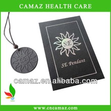 2015 New Manufacturer price negative ion SE energy pendant