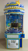 Best Quality Spin A Dolphin Indoor Arcade Redemption Coin Operated Lottery Ticket Game Machine