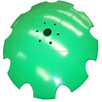 38-52 HRC boron steel disc blade for sale