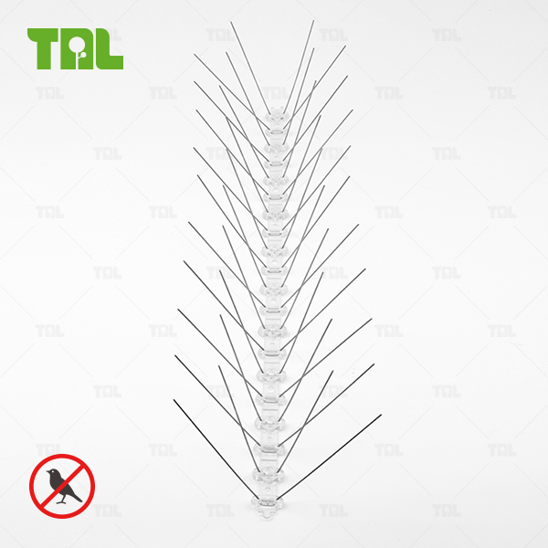 Polycarbonate Bird Spike Bird Proofing Anti Pigeon Trap Bird Cages(TLBS0102)