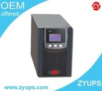 High Frequency Double Conversion 96V online UPS 3KVA/2.1KW