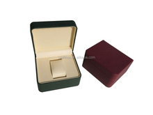High end luxury paper watch packing boxes ,black paper watch cases ,paper watches chests for watch shop counter party favors