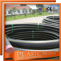 Supply 63mm 15 hdpe pipe gas hose