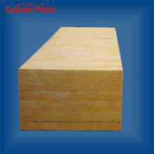 Heat Resistant 50kg/m3 Rock Wool Thin Board Use Decorative Insulation Wall