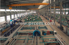Fixed Type Pipe Fabrication Production Line,Piping Prefabrication Production Line