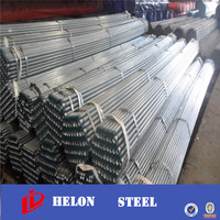 astm a53 hot dip galvanized steel pipes & galvanized iron tube price