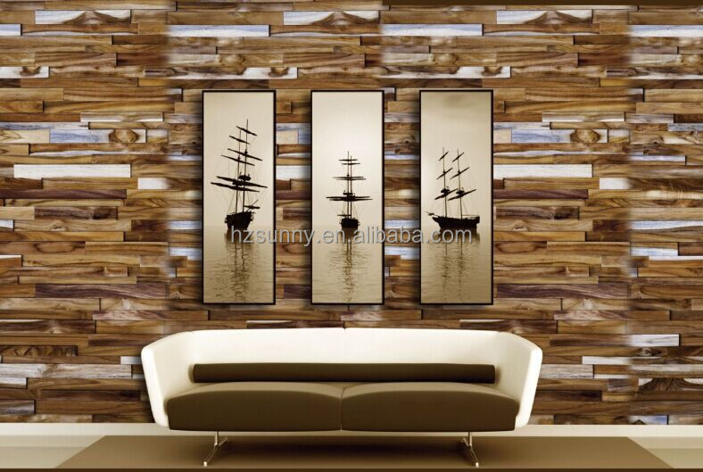 Decorative 3d Wall Panels Modern Design 3d Wood Wall Panel