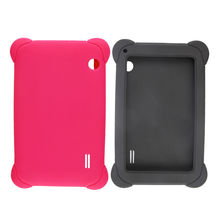 Custom Silicone Protective Back Case Cover For 7 Inch Android Tablet