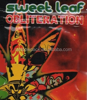 UK sweet leaf obliteration 3G packets/herbal incense/research chemicals packing plastic bags