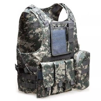Airsoft Tactical Bulletproof Vest Adjustable