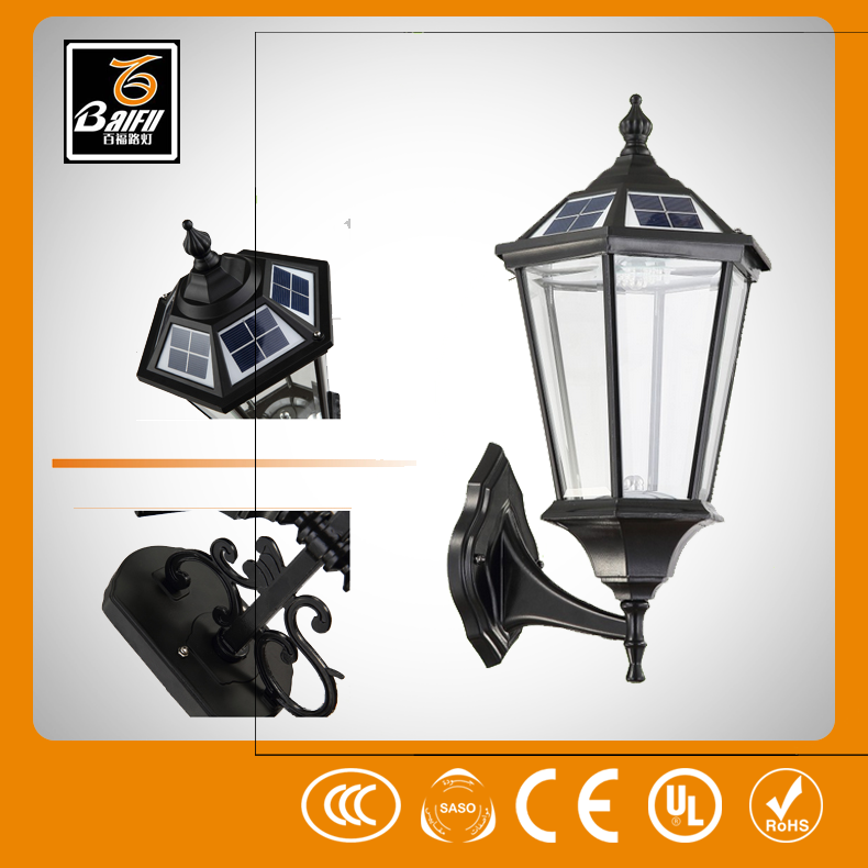 Good Service modern lamp outdoor gate wall light