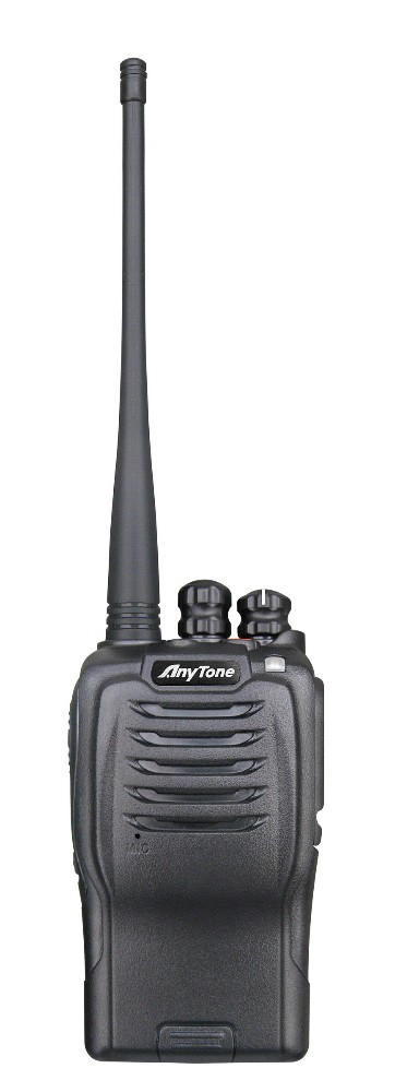 Anytone IP55 VHF / UHF AT-289G Handheld Two Way portable Radio
