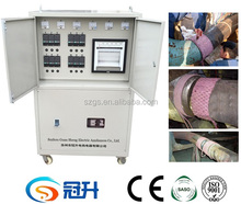 pipe heat treatment machine post weld heat treatment machine