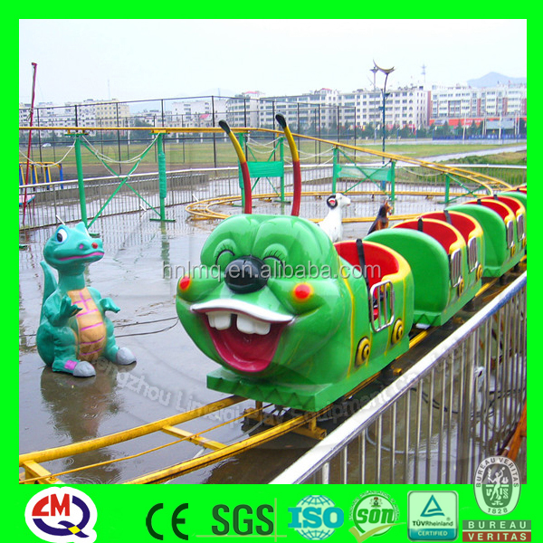 Foreign kids video games electric amusement kids train hot sale