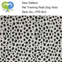 New Pattern Leopard dot printing washable underpad waterproof training pad dog pad puppy pad absorbent