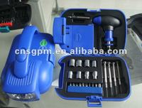 24pcs Professional Power Tool Set with Torch