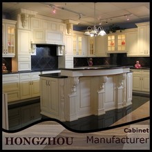 Italian Style Home Furniture Luxury Kitchen Cabinet Manufacturer