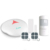 2017 New 3G/GSM+WIFI/GPRS/SMS alarm system wireless security alarm system home security alarm system