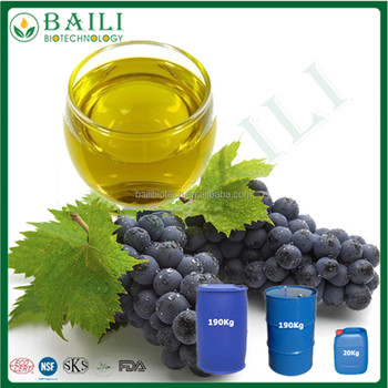 Super nutrition Grape Seed Oil vitamin contain
